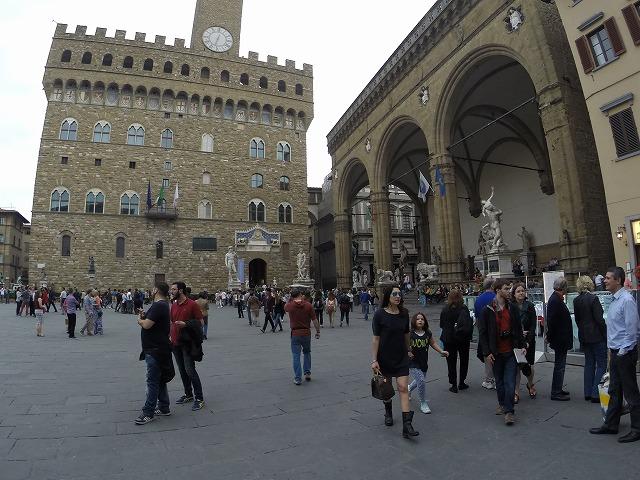 2.イタリア・フィレンツェ・シエナ・農業・観光